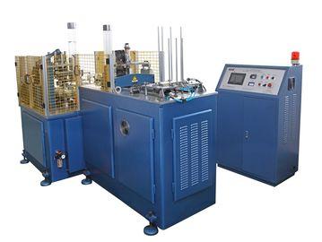 중국 SSM-1100K 5kw 처분할 수 있는 종이컵 생산 기계, 종이컵 소매 기계장치 대리점