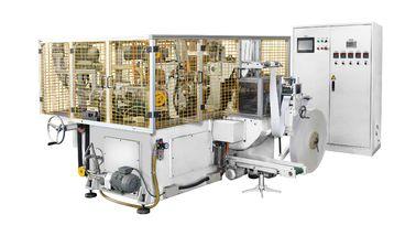 중국 백색 수평한 150pcs/min 고속 자동적인 종이컵/사발 기계/기계장치 대리점